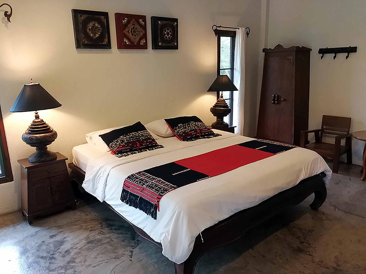 Mali Wan Superior Room at Jasmine Hills Lodge - Chiang Mai, Thailand